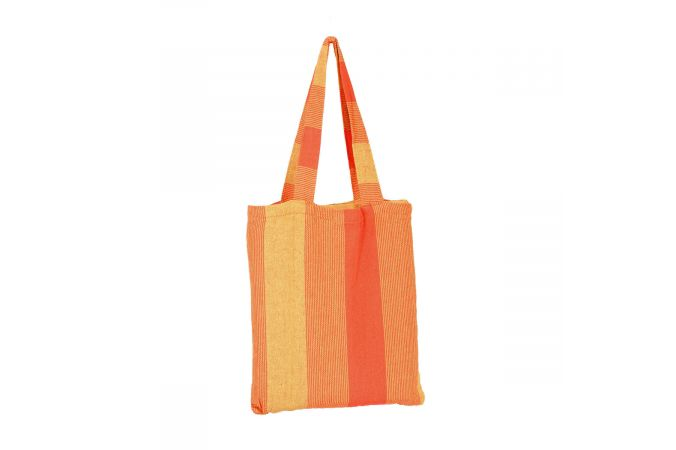Amaca con supporto singolo 'Wood & Dream' Orange