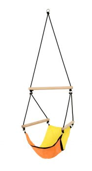 Poltrona sospesa per bambini 'Swinger' Yellow