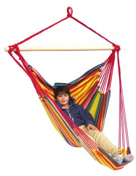 Poltrona sospesa singola 'Tropical' Sunny Lounge