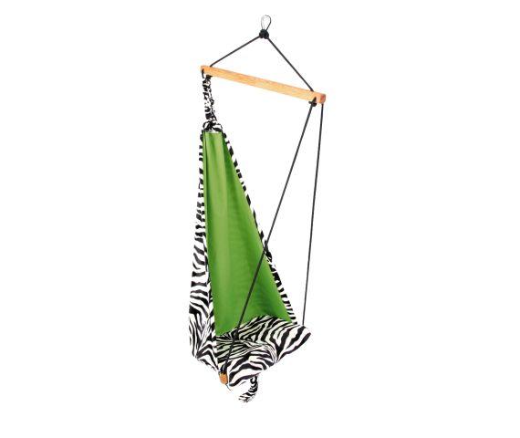 Poltrona sospesa per bambini 'Hang Mini' Zebra