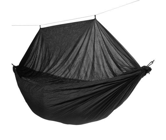 Amaca da viaggio singola 'Mosquito' Black