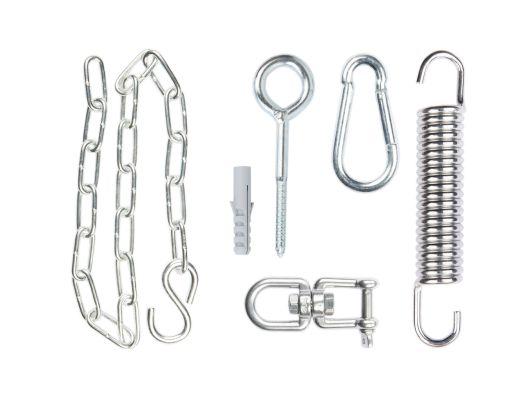 Fissaggi per poltrona sospesa 'Complete' Metal